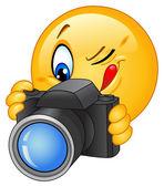 Fotoaparát emotikonu