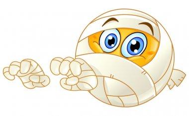 Mummy emoticon