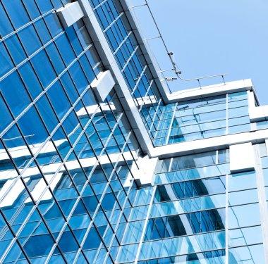 Building texture stock vector