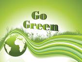 Abstarct ekologie koncept pozadí