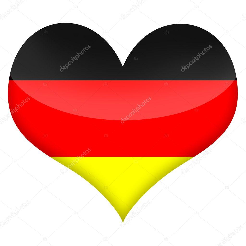 heart of germany u2014 stock photo skovoroda 5665476