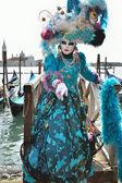 Fotografie Karneval von Venedig