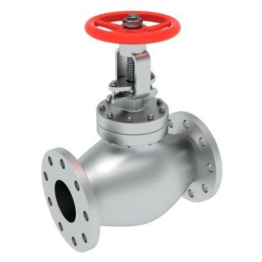Powerful valve