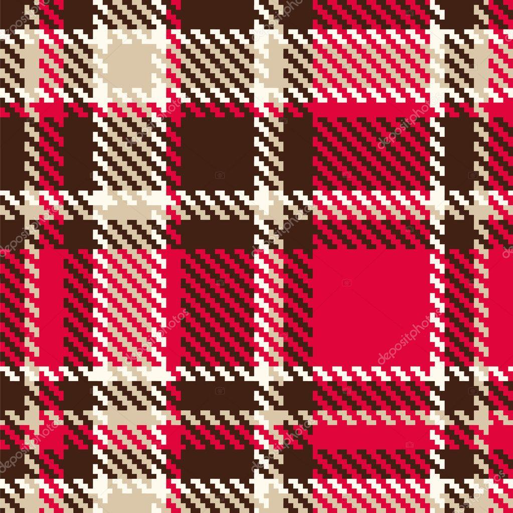 Checkered Design Seamless Checkered Pattern Stock Vector Ac Prezent 5385507