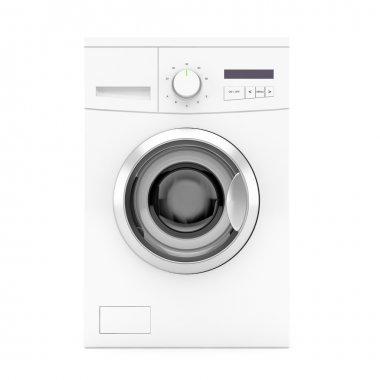 Washing machine - front view