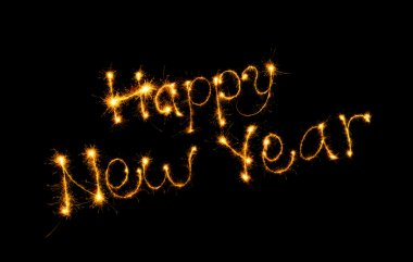 Inscription Happy new year