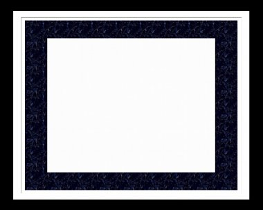 Classic frame black