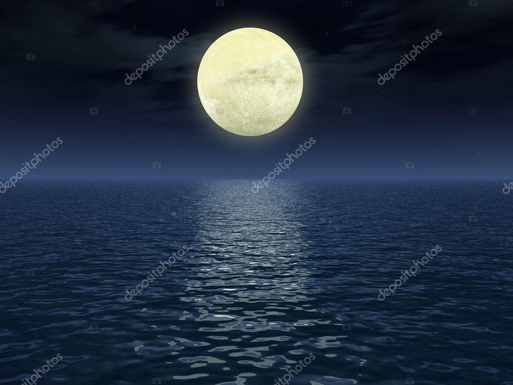 Фотообои Lunar path