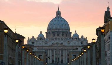 Saint Peter Basilica, Vatican.