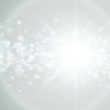 Lens flare vector background eps 10 stock vector