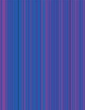 Blue Pinstripes