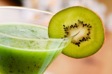 Kiwi Fruit Drink