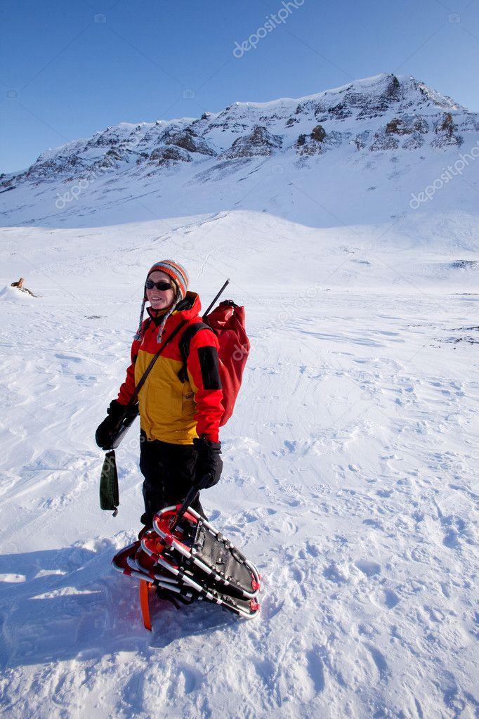 Female Mountaineer
