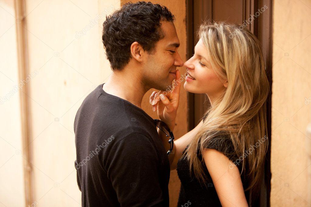 images couple flirter