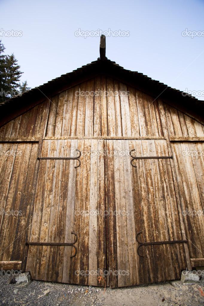 Viking Storage Building