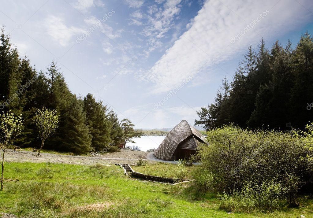Viking Boat House