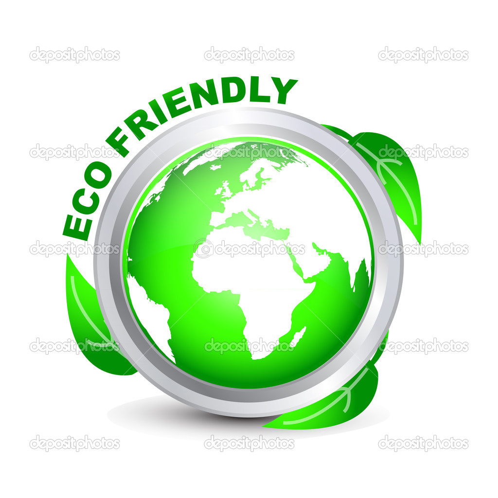 Green ECO FRIENDLY vector_1