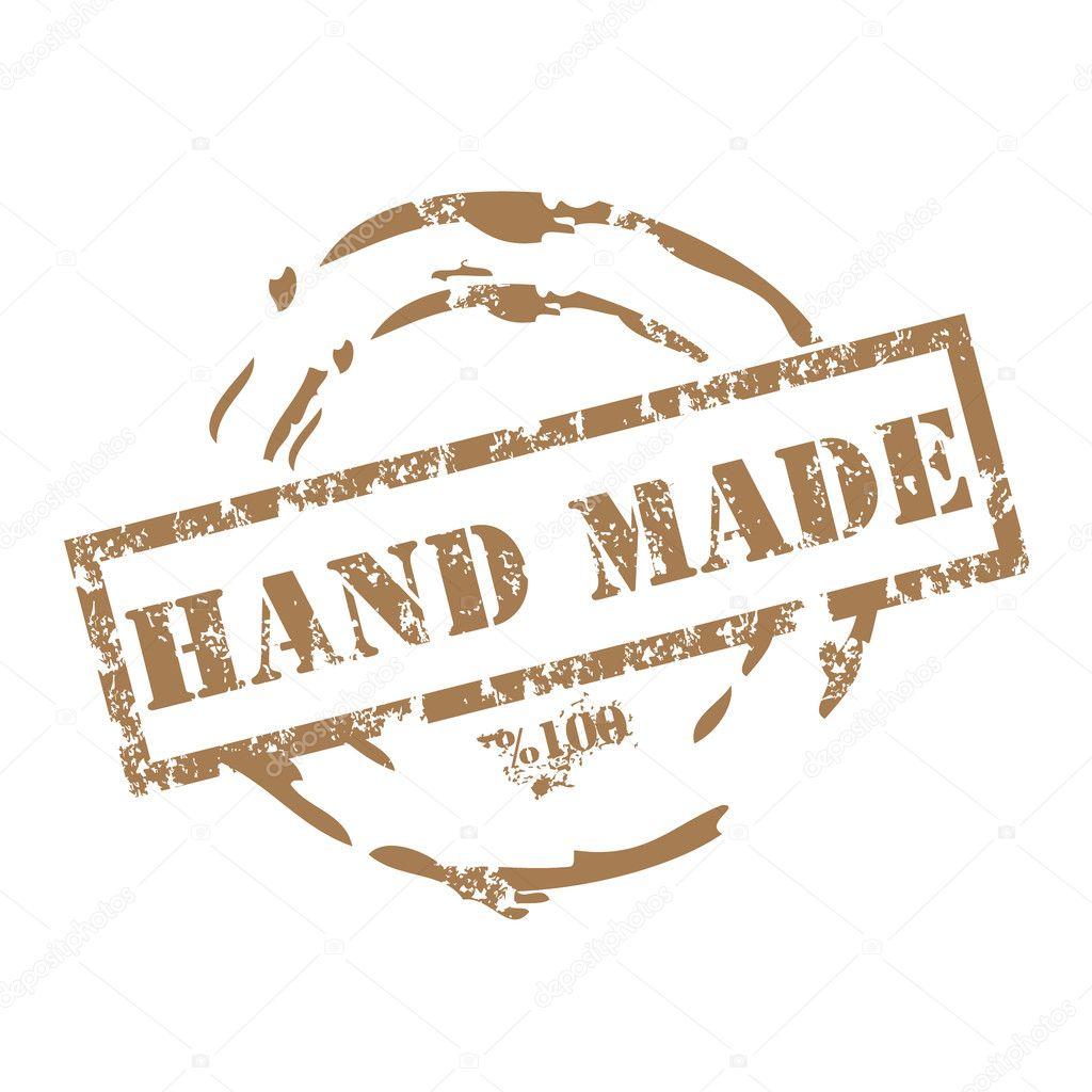 Handmade stamp