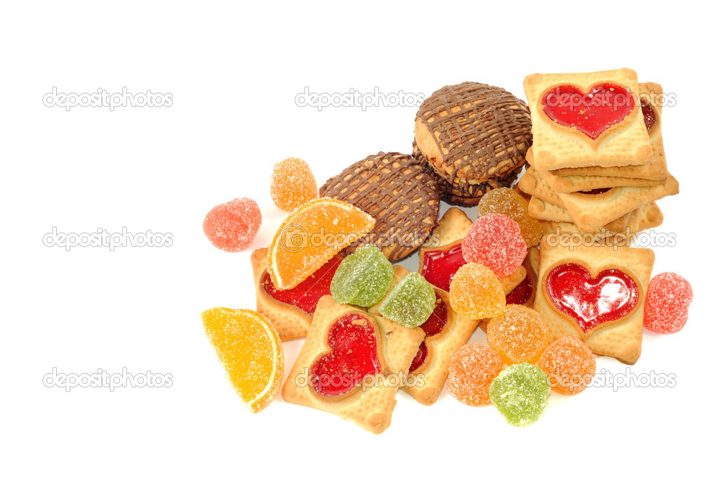 Cookies and sweets