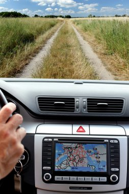 GPS navigation system