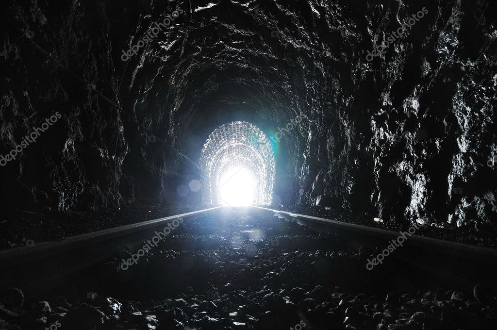 Tunnel end light