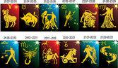 kolekce symboly zvěrokruhu