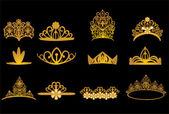 Fotografie gold diadem collection
