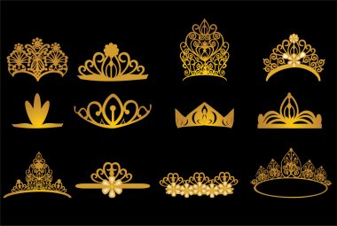 gold diadem collection