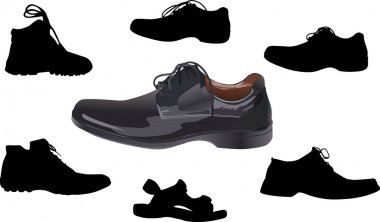 man shoes collection