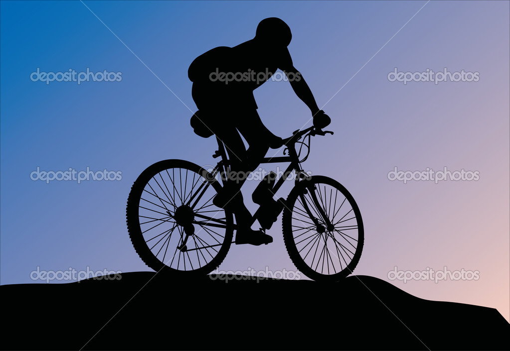 outdoor cyclist