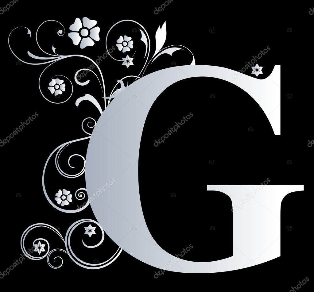 capital letter g photo by pdesign