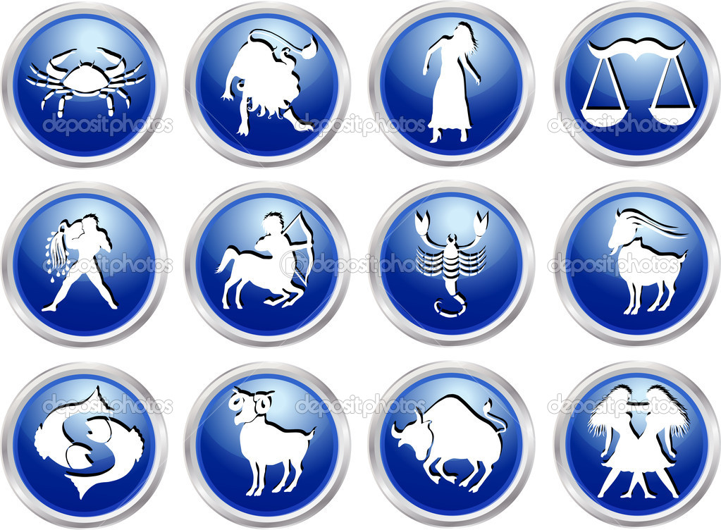 Набор картинок знаки зодиака, тебе