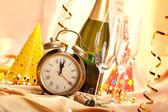 Fotografie Frohes neues Jahr - Party Dekoration