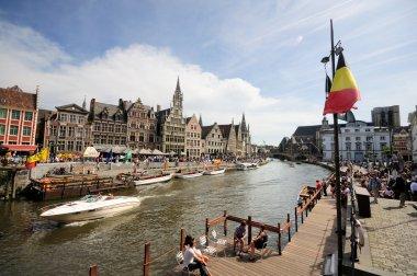 "Картина, постер, плакат, фотообои ""гент (гент), бельгия "", артикул 5657960"