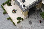 Fényképek Szarajevó utca főtér