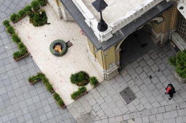 Sarajevo Main Street Square