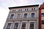 történelmi épület, Torun, Lengyelország