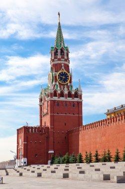 Moscow, Kremlin wall