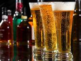 Photo Beer glasses