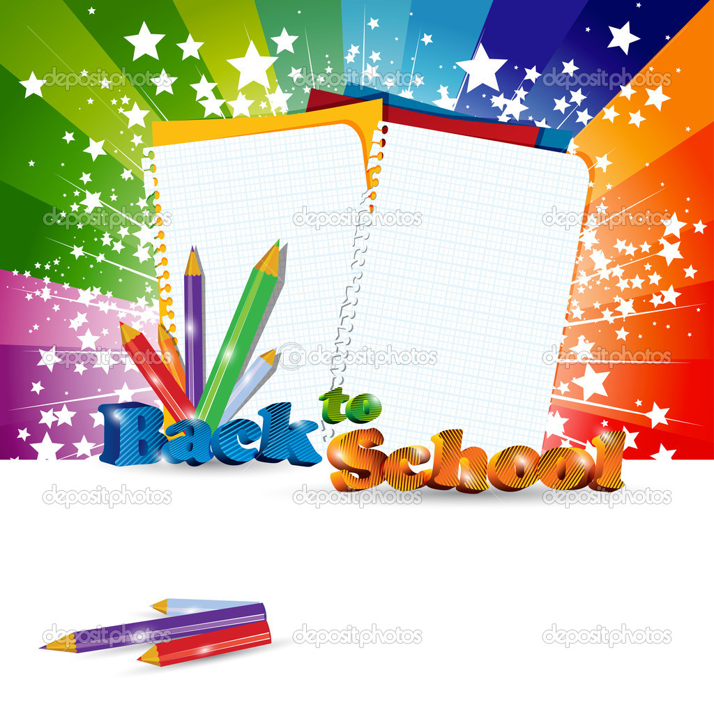 free school clipart backgrounds - photo #42