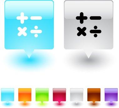 Calculate square button.