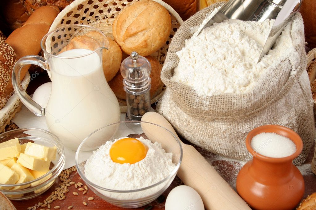 Flour Used For Cake