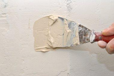 Repairing the wall