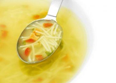 Noodles soup