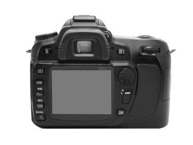 Dslr camera lcd display