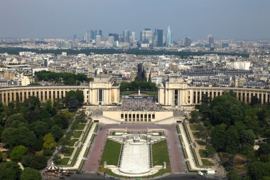 Paris,view from Eifell tower