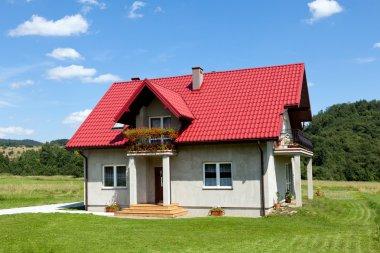 New single family home