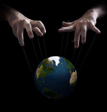 World puppet master