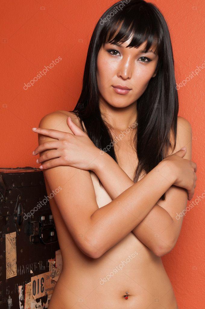 Секс с монгольской девушкой