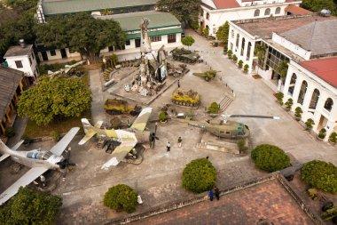 Hanoi Army Museum Yard